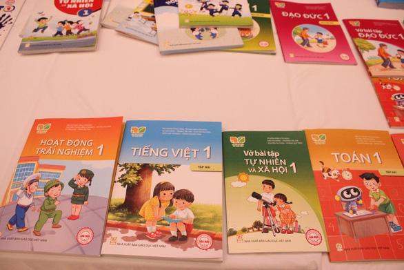 NXB Giáo dục công bố bốn bộ Sách giáo khoa lớp 1 mới - Ảnh 4.