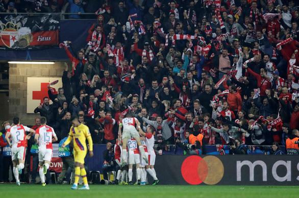 Messi tỏa sáng, Barcelona khuất phục Slavia Prague tại Champions League - Ảnh 2.