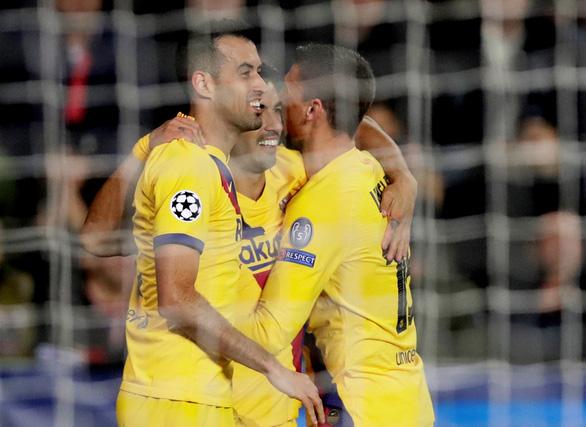 Messi tỏa sáng, Barcelona khuất phục Slavia Prague tại Champions League - Ảnh 3.