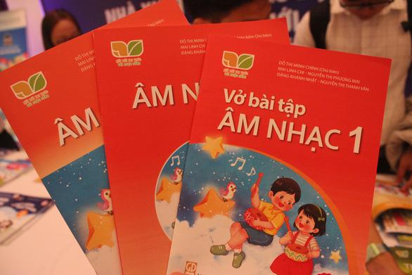 NXB Giáo dục công bố bốn bộ Sách giáo khoa lớp 1 mới - Ảnh 2.