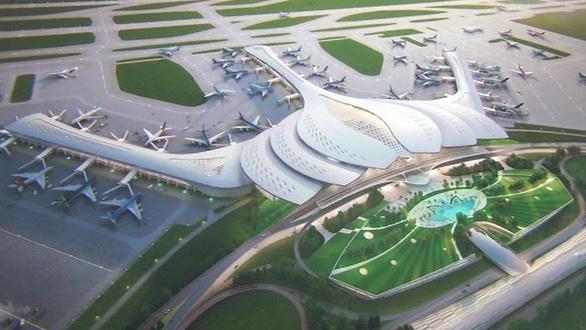 Xây sân bay Long Thành làm tăng nợ công - Ảnh 1.