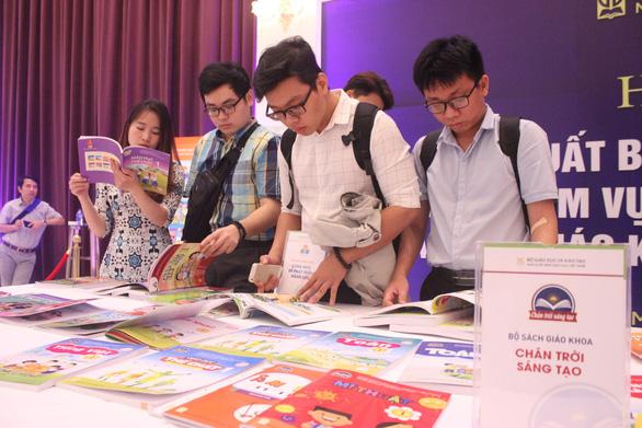 NXB Giáo dục công bố bốn bộ Sách giáo khoa lớp 1 mới - Ảnh 7.