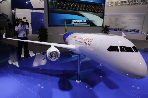 Máy bay nội địa Trung Quốc có thể không xong vì thương chiến - Ảnh 1.