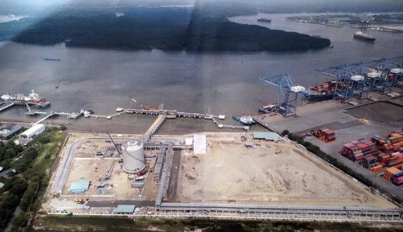 Bà Rịa - Vũng Tàu kiến nghị không đấu giá mặt nước trước cảng Hyosung - Ảnh 1.