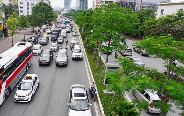 Hà Nội xin trồng thêm 600.000 cây xanh không qua đấu thầu - Ảnh 1.