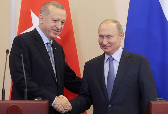 Nga - Thổ bắt tay khiến Mỹ ôm hận? - Ảnh 1.