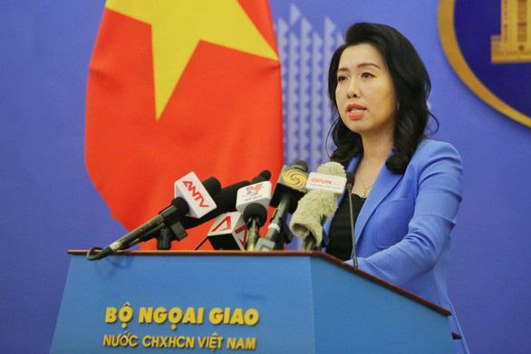Tàu Hải Dương Địa chất 8 rút khỏi vùng biển Việt Nam, hướng về Trung Quốc - Ảnh 2.