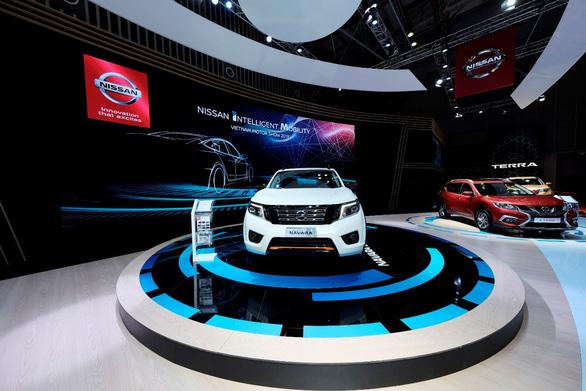 Nissan Navara mới ra mắt khách hàng Việt trên sân chơi công nghệ Chuyển động thông minh - Ảnh 1.