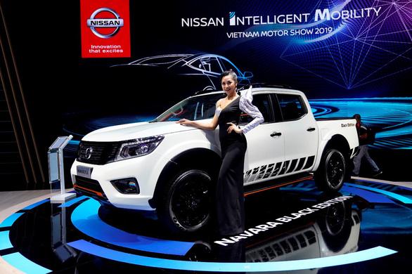 Nissan Navara mới ra mắt khách hàng Việt trên sân chơi công nghệ Chuyển động thông minh - Ảnh 2.