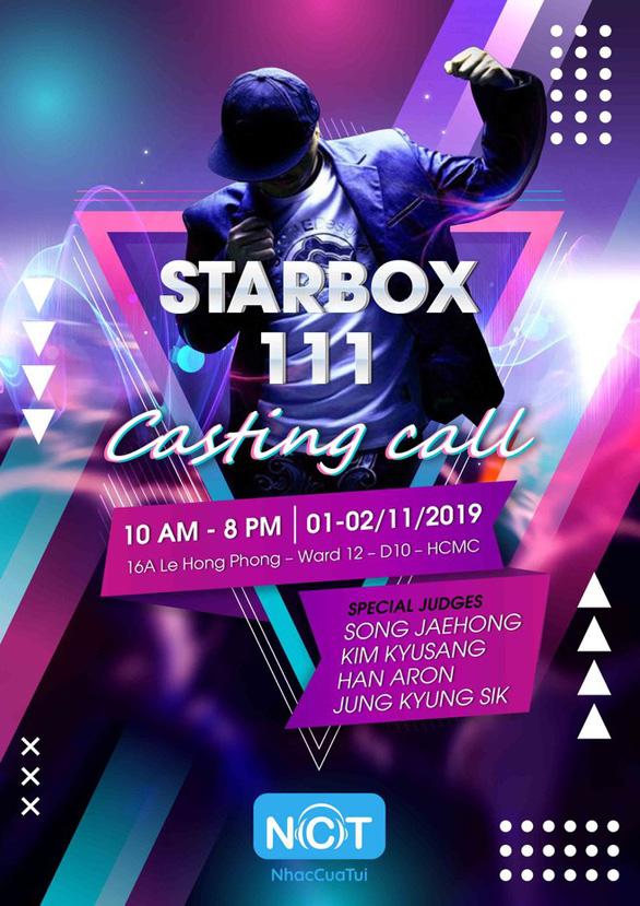 'Starbox 111' sẽ tổ chức tuyển sinh ở Hà Nội - Ảnh 1.