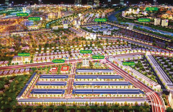 Hiện tượng The Eden City trên thị trường Bình Dương - Ảnh 2.
