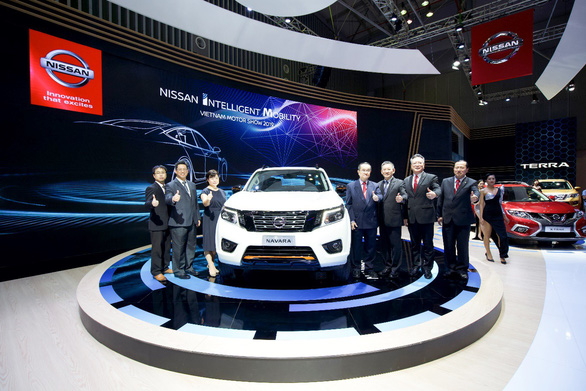Nissan Navara mới ra mắt khách hàng Việt trên sân chơi công nghệ Chuyển động thông minh - Ảnh 3.