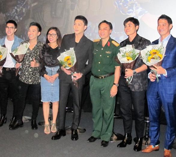 Huy Khánh, Jun Phạm, Anh Đức... gia nhập Sao nhập ngũ 2019 - Ảnh 1.