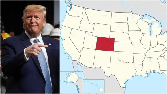 Kỳ lạ khi ông Trump đòi xây tường biên giới to và đẹp... giữa nước Mỹ - Ảnh 1.