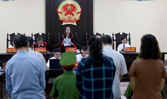 Vụ án gian lận thi ở Hà Giang: 8 năm tù cho người chủ mưu - Ảnh 1.