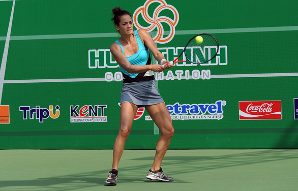 Alize Lim thống trị quần vợt nữ VN - Ảnh 1.