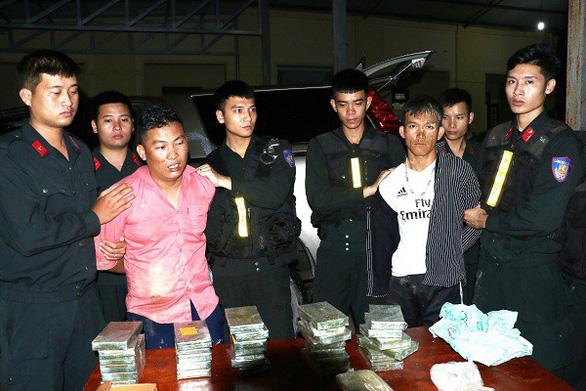 Công an Hà Tĩnh phá án, thu 30 bánh heroin, 6.000 viên ma túy - Ảnh 1.