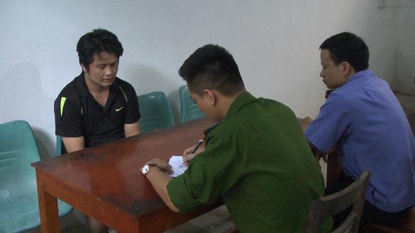 Bắt giữ băng nhóm trộm cắp tài sản hoành hành ở nhiều làng quê xứ Thanh - Ảnh 1.