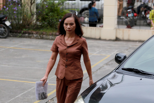 Vụ án gian lận thi ở Hà Giang: 8 năm tù cho người chủ mưu - Ảnh 3.