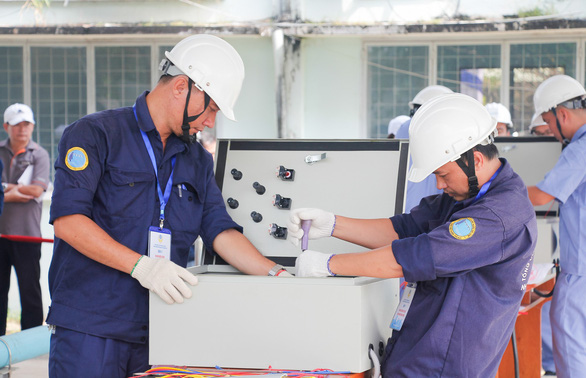 Trao danh hiệu Bàn tay vàng ngành cấp nước TP.HCM 2019 - Ảnh 4.
