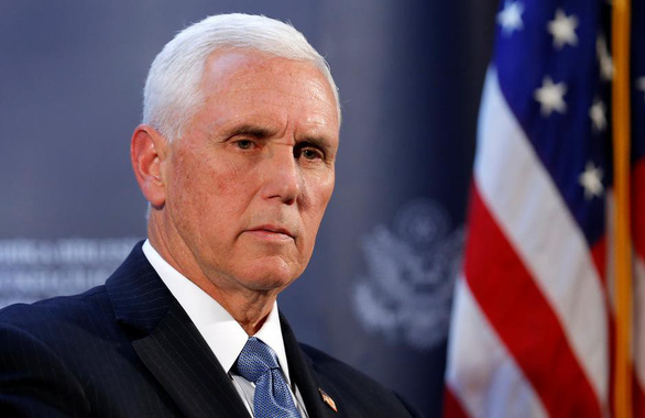 Dịch tăng ở 16 bang nhưng Phó tổng thống Mỹ Mike Pence vẫn lạc quan - Ảnh 1.