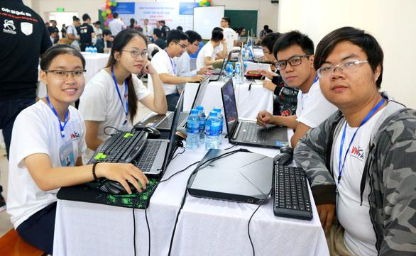 SIU đăng cai tổ chức cuộc thi Sinh viên với An toàn thông tin ASEAN 2019 miền Nam - Ảnh 1.