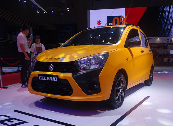 Suzuki tham dự triển lãm ô tô Việt Nam 2019 - Ảnh 1.