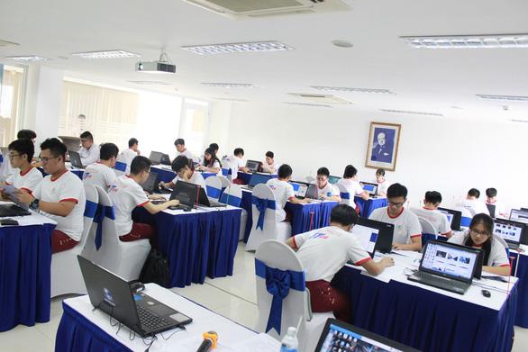 SIU đăng cai tổ chức cuộc thi Sinh viên với An toàn thông tin ASEAN 2019 miền Nam - Ảnh 3.