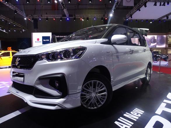 Suzuki tham dự triển lãm ô tô Việt Nam 2019 - Ảnh 3.