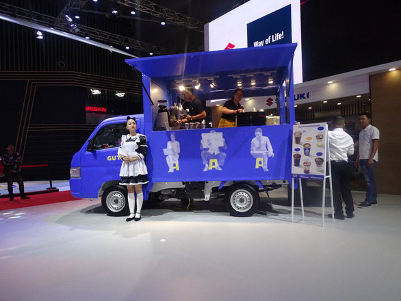Suzuki tham dự triển lãm ô tô Việt Nam 2019 - Ảnh 4.