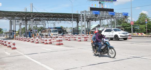 Đề xuất cấm xe tải, xe khách đi qua thị xã Cai Lậy từ ngày 1-11 - Ảnh 1.