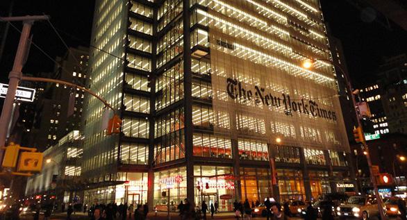 Nhà Trắng cắt đặt báo New York Times, Washington Post - Ảnh 2.