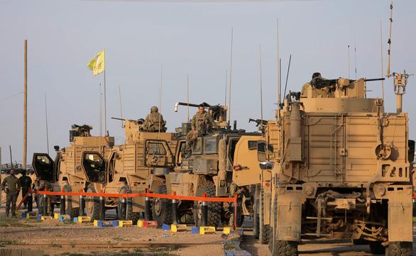 Nga gọi Mỹ là cướp quốc tế cấp nhà nước tại các mỏ dầu Syria - Ảnh 1.