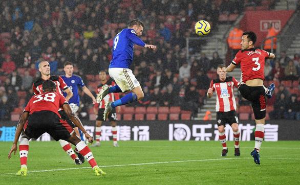 Thắng Southampton 9-0, Leicester lập hàng loạt kỉ lục ở Premier League - Ảnh 2.