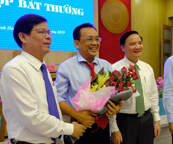 Chủ tịch Công ty Yến sào Khánh Hòa làm phó chủ tịch UBND tỉnh Khánh Hòa - Ảnh 1.