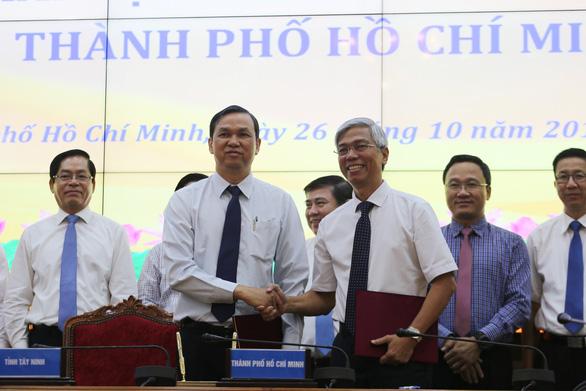 Cao tốc TP.HCM - Mộc Bài dự kiến hoàn thành năm 2025 - Ảnh 1.