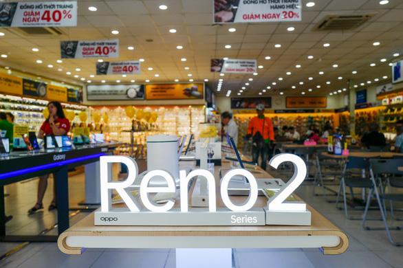 Reno2 và Reno2 F mở bán - đánh dấu một hình ảnh mới của OPPO - Ảnh 1.