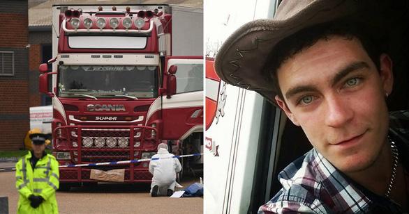 Tài xế lái xe container chứa 39 thi thể ở Anh bị truy tố 39 tội danh - Ảnh 1.
