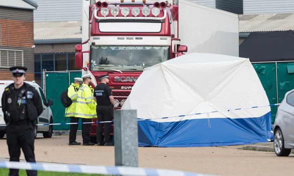 Vụ 39 người chết trong container ở Anh: Thủ tướng chỉ đạo Bộ Công an xác minh - Ảnh 1.