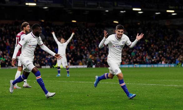 Pulisic lập hat-trick, Chelsea hạ gục Burnley trên sân Turf Moor - Ảnh 1.