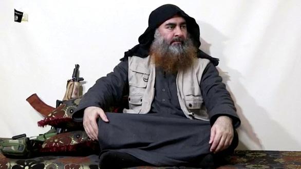 Khủng bố IS có lãnh đạo mới - Ảnh 1.