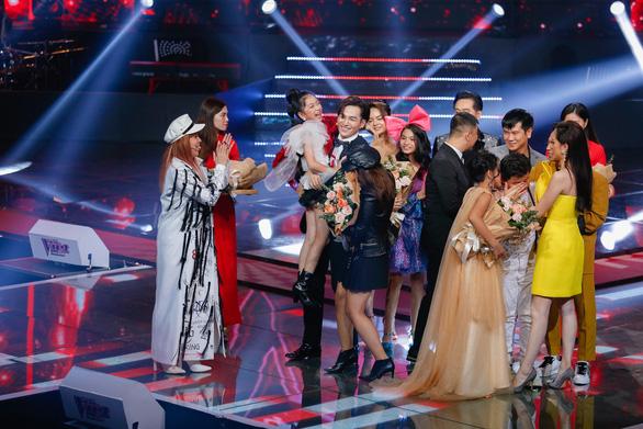 Nguyên Khang xin lỗi do đọc nhầm tên quán quân The Voice Kids 2019 - Ảnh 3.
