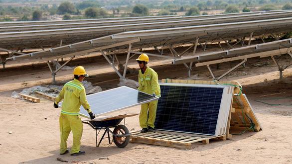Giá điện mặt trời có đắt? - Ảnh 1.