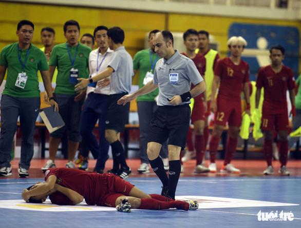 Thái Lan vô địch futsal Đông Nam Á 2019 sau trận chung kết suýt có đánh nhau - Ảnh 1.