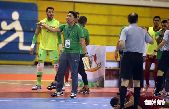 Thái Lan vô địch futsal Đông Nam Á 2019 sau trận chung kết suýt có đánh nhau - Ảnh 2.