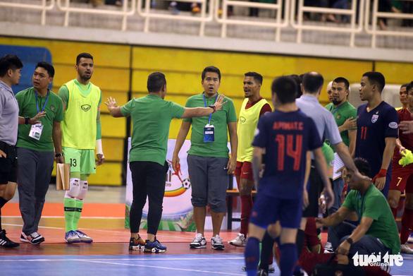 Thái Lan vô địch futsal Đông Nam Á 2019 sau trận chung kết suýt có đánh nhau - Ảnh 3.
