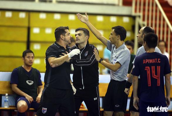 Thái Lan vô địch futsal Đông Nam Á 2019 sau trận chung kết suýt có đánh nhau - Ảnh 5.
