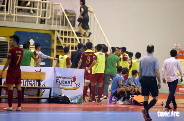 Thái Lan vô địch futsal Đông Nam Á 2019 sau trận chung kết suýt có đánh nhau - Ảnh 7.