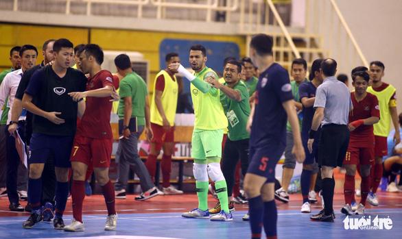 Thái Lan vô địch futsal Đông Nam Á 2019 sau trận chung kết suýt có đánh nhau - Ảnh 8.