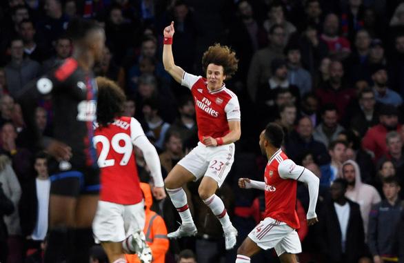 Dẫn trước 2-0, Arsenal vẫn không thắng được Crystal Palace - Ảnh 2.